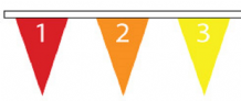 EDUCATIONAL BUNTING